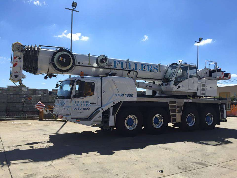 100T-All-Terrain | Fullers Mobile Cranes