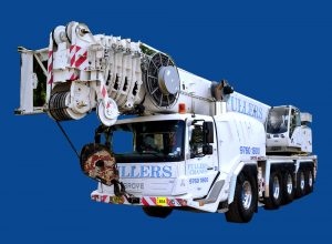 Mobile Crane Hiring in Sydney