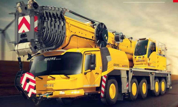 250T | Fullers Mobile Cranes