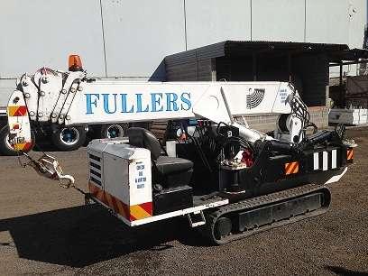 4T-Crawler | Fullers Mobile Cranes
