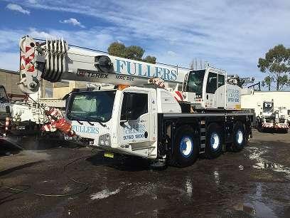 55T-All-Terrain | Fullers Mobile Cranes